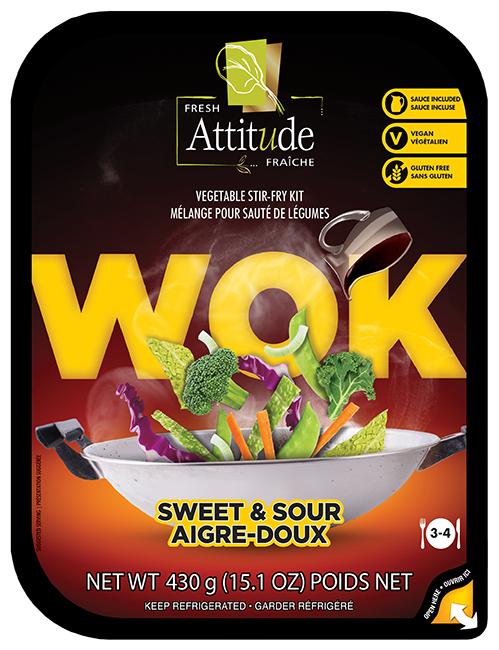 Sweet & Sour Wok Kits