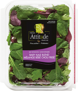 fresh attitude baby kale blend 5oz product