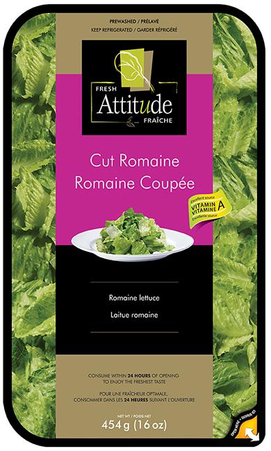 Cut Romaine